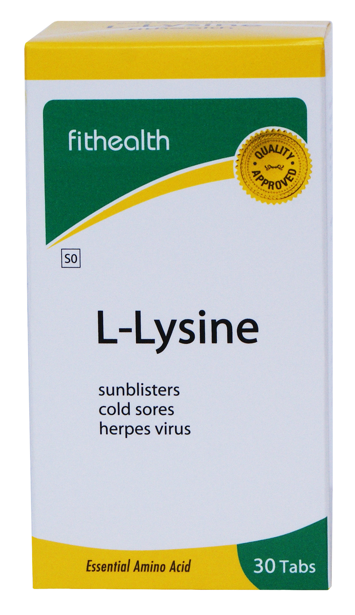 l-lysine – products – fithealth